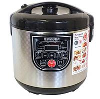 Мультиварка Grunhelm MC 37S (5 л чаша, 24 программы приготовления пищи, 2 года гарантии)