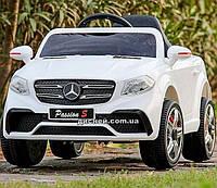 Детский электромобиль FL 1558 EVA WHITE Mercedes, белый
