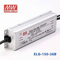 Блок питания Mean Well 150W 4.17A 18-36V ELG-150-36B
