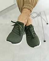 Кроссовки мужские Crocs «Lite Ride» army green, фото 1