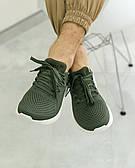 Кросівки чоловічі Crocs «Lite Ride» army green