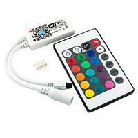 Контроллер Biom OEM 8А-WIFI-IR24 Wi-Fi IR RGBW 8А 96W 10333