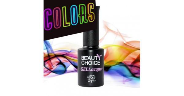 Гель-лаки Beauty Choice Цветные