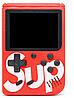 Портативная игровая приставка  Sup 400 Красный цвет