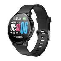 Наручные часы Smart V11 Черные со стальным корпусом.