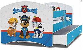 Дитяче ліжко Luki 160х80 (47 L) (41300016)