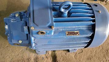 Крановый Электродвигатель MTF(Н) 312-6, 15кВт/950об.мин.