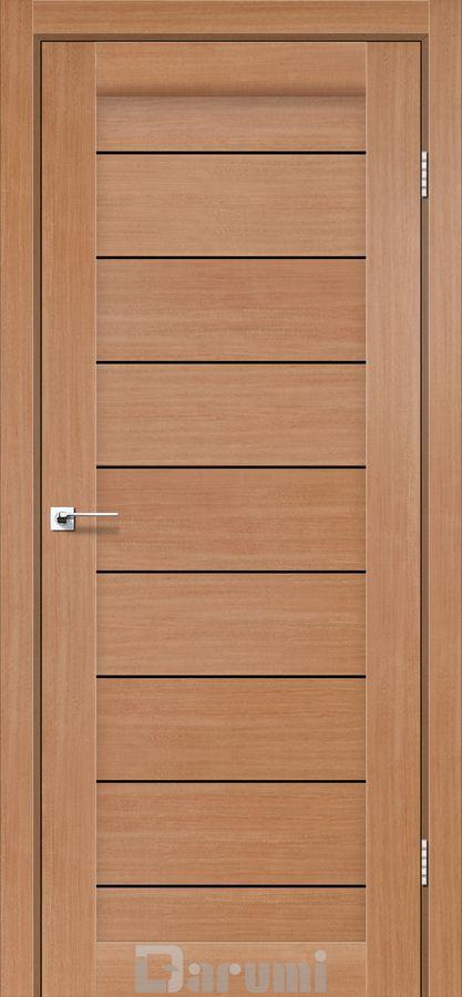 Двери Darumi LEONA дуб натуральный BLK