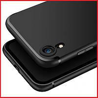 Тонкий матовый чехол для iPhone XR