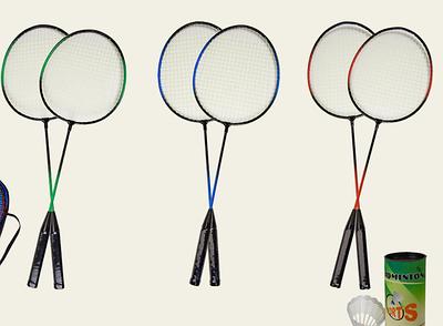 Бадминтон, теннис и аксессуары