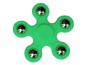 Спиннер StatusHome, SP8 металлический подшипник, пятиконечный (игрушка-антисресс) много цветов