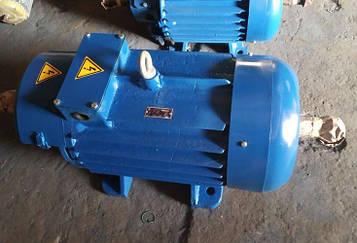 Крановый Электродвигатель MTF(Н) 312-8, 11кВт/710об.мин.