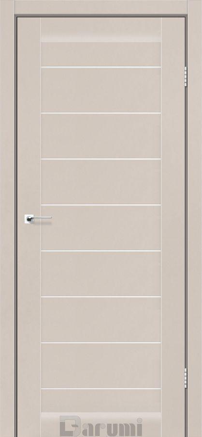 Двери Darumi LEONA Дымчатий краст
