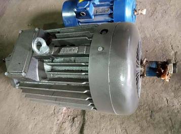 Крановый Электродвигатель MTF(Н) 411-6, 22кВт/960об.мин.