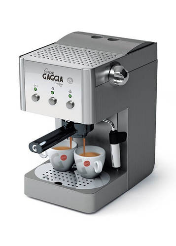 Рожковая кофеварка эспрессо Gaggia Gran Prestige (RI8427/11)