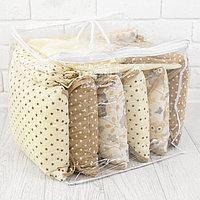 Все виды упаковки для текстиля и их особенности