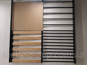 Металева ліжко Маранта, фото 3