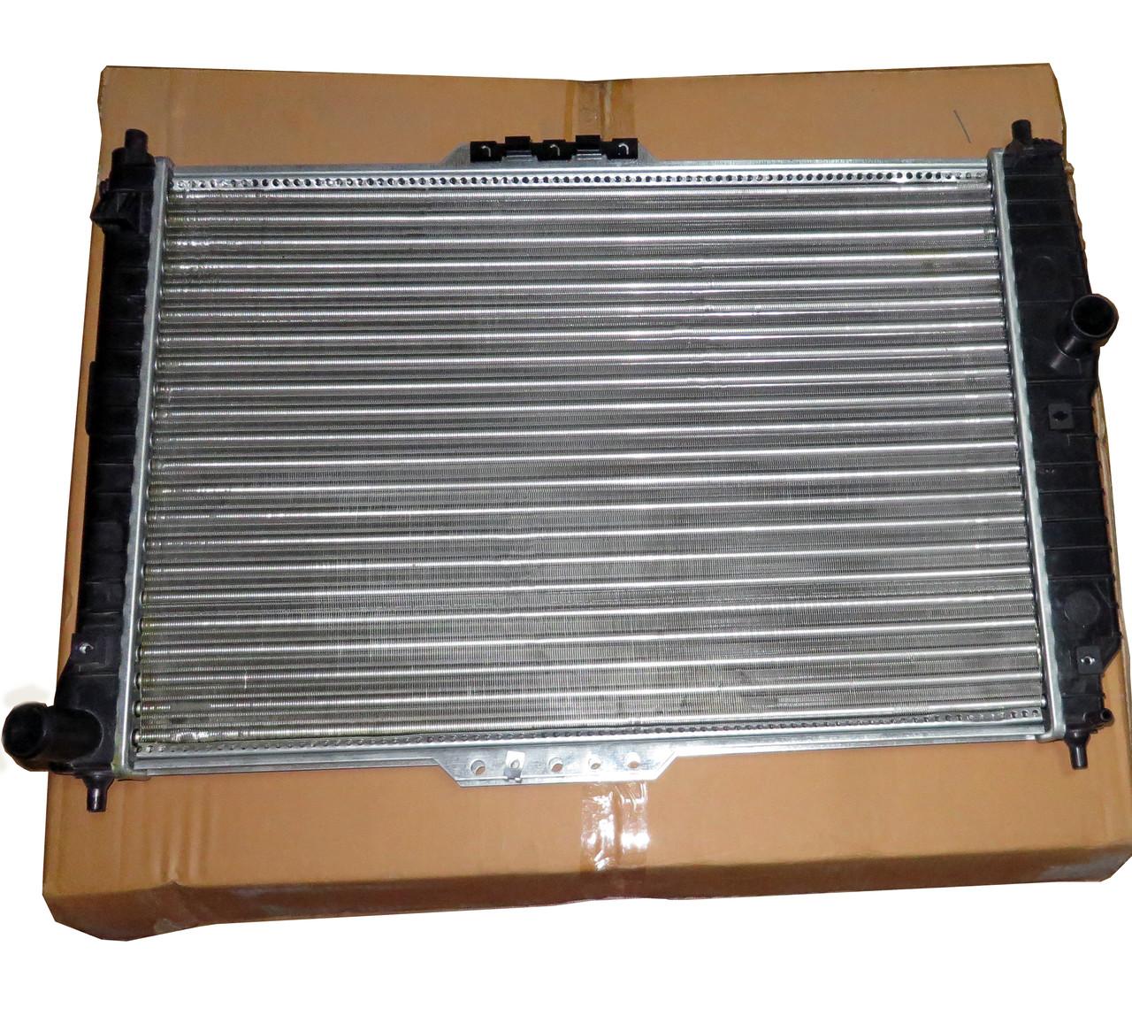 Радиатор основной Авео 1.6 МКПП 600x414x16, 96817344