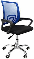 Офісне крісло Bonro B-619 Blue (40030001)