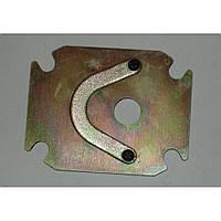 Пластина с подковообразным клапаном Profline 15D