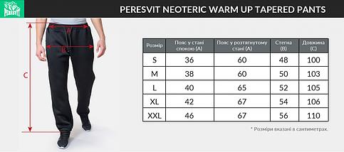 Спортивні штани Peresvit Neoteric Pants Straight Leg Heather Gray, фото 3