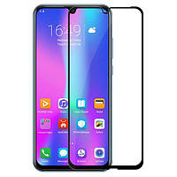 Защитное стекло для Huawei Honor 10i Черное