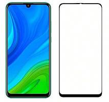 Защитное стекло GlassCove для Huawei P Smart S Черное
