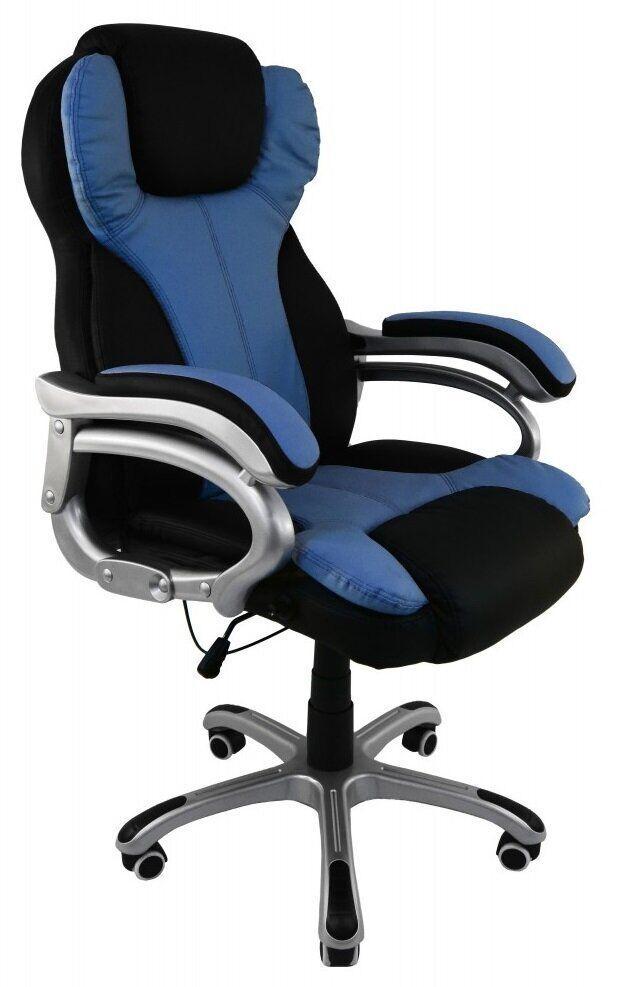 Крісло Bonro O8074 синє (47000005)