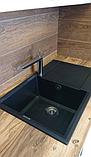 Мойка для кухни гранитная Bulbul Forza XL, фото 4
