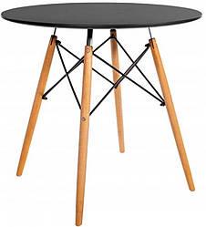 Столик Bonro В-957-700 чорний (41300028)