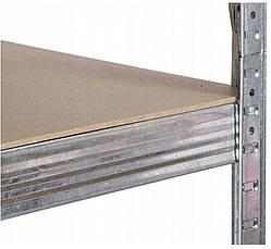 Стеллаж угловой металлический Siker CGS40(40810113), фото 3