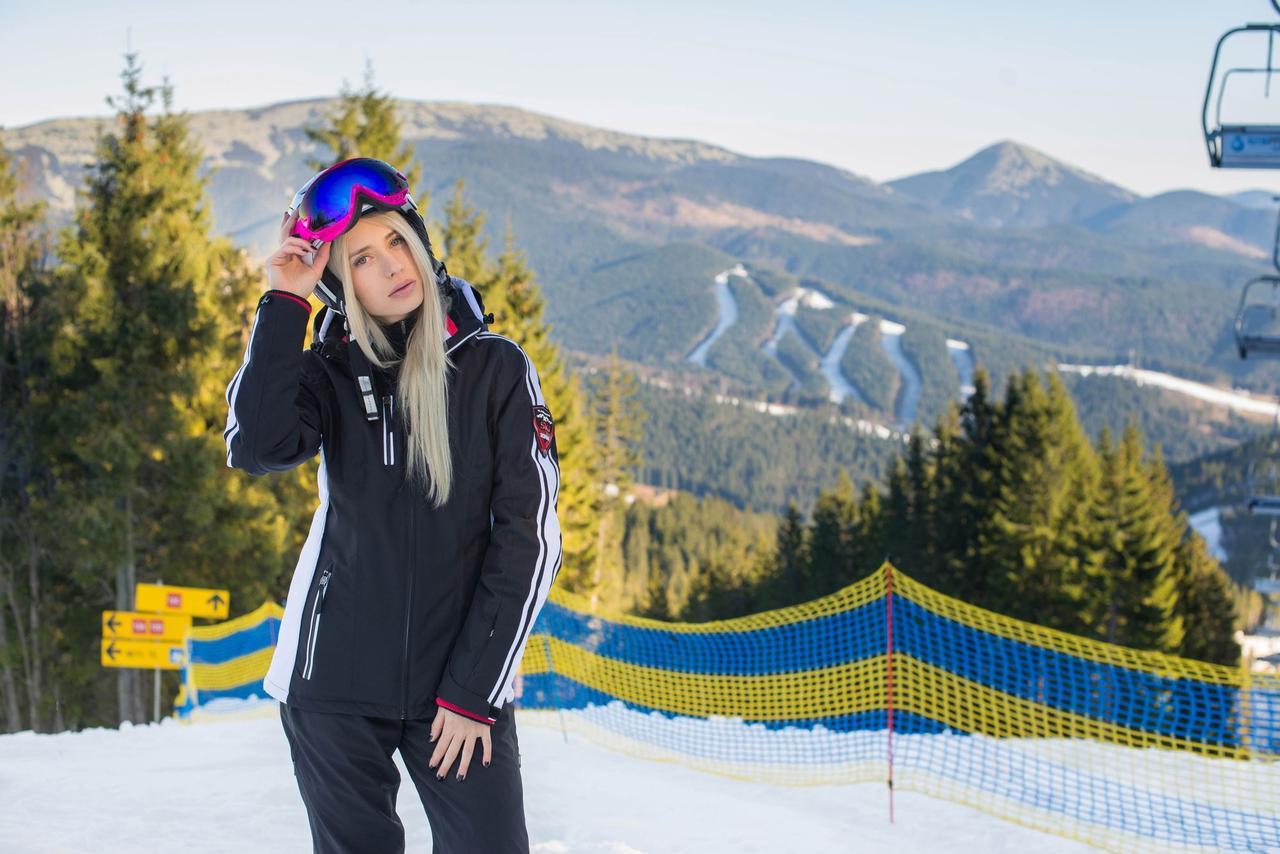 Жіноча гірськолижна куртка Alpine Crown Legend | роз. L (40)