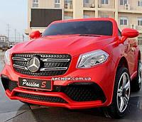 Детский электромобиль FL 1558 EVA RED Mercedes, красный