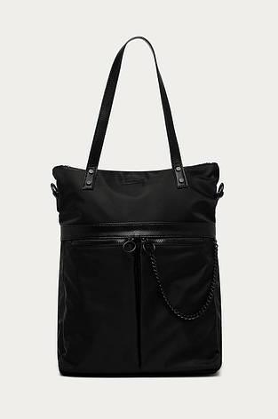 Чёрная сумка с функцией рюкзака Medicine, фото 2