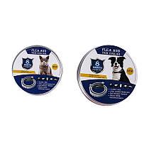 Ошейник от блох и клещей для котов и мелких собак на натуральных маслах 38см