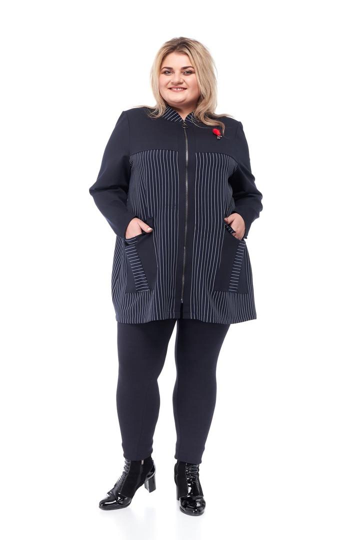 Жіночий Кардиган від 66 до 72 великі розміри