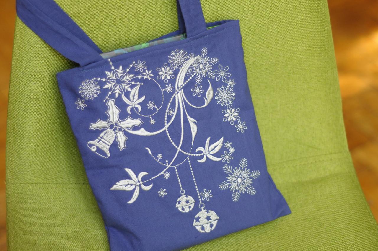 Різдвяна сумка
