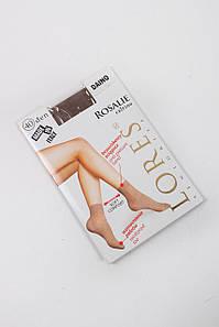 Колготки Lores Жіночі шкарпетки Lores Rosalie calzino 40 daino S/M #L/A