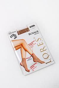 Колготки Lores Жіночі шкарпетки Lores Rosalie calzino 40 natural S/M #L/A