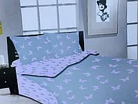 Двухспальный постельный комплект,голд супер люкс