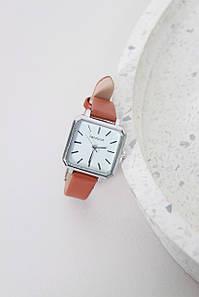 Годинник FAMO Жіночі годинники Кларін коричневі One size (W-25) #L/A