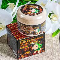 Паровой интенсивно увлажняющий крем Elizavecca Aqua Rising Argan Gelato Steam Cream, 100ml
