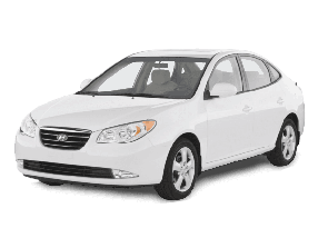 Подкрылки для Hyundai (Хюндай) Elantra 4 (HD) 2006-2010