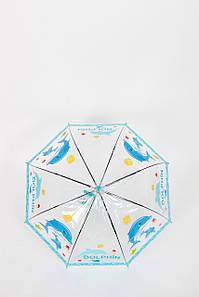 Дитячий парасольку FAMO Парасолька дитячий Динни блакитний 98*49*56 (К299) #L/A