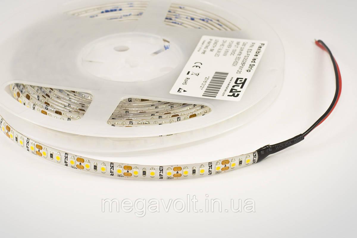 Светодиодная лента ESTAR SMD 3528/120 (IP65) premium 12V белая (6000-6500К)