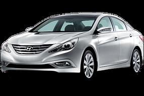 Подкрылки для Hyundai (Хюндай) Sonata 6 (YF) 2009-2014