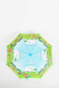 Дитячий парасольку FAMO Парасолька дитячий Клипси жовтий+блакитний 100*49*68 (TK-2) #L/A