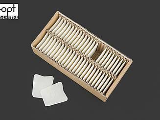 Мел-Мыло портновское раскроечное 50 шт коробка (10-016)