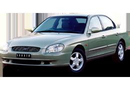 Подкрылки для Hyundai (Хюндай) Sonata 4 (EF) 1998-2004