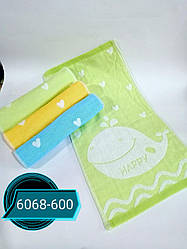 Кухонное полотенце лен махра хорошего качества  размер 25*50 20 шт в уп.